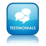 testimonial contact form